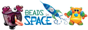 Beads in space