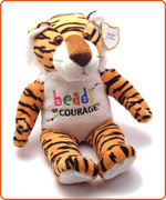 Beads of Courage Tiger